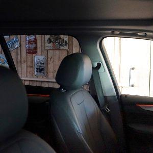 BMW X5 Interieur